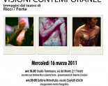 Marzo 2011 VISIONI CONTEMPORANEE immagini dal teatro di Ricci/Forte
