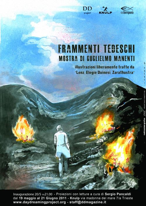 Maggio 2011 FRAMMENTI TEDESCHI – Mostra di Guglielmo Manenti