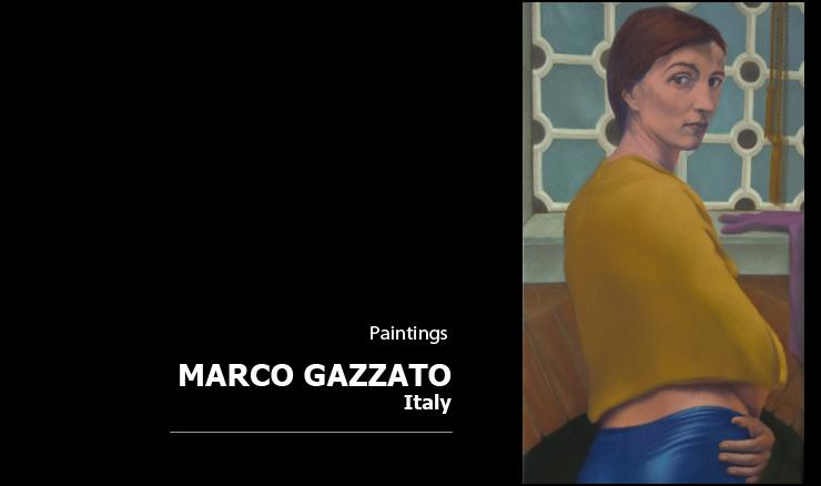 TAKE A LOOK OUTSIDE mostra di Marco Gazzato –  Novembre 2011 Trieste