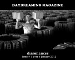 DISSONANCES  january 2012