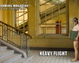 HEAVY FLIGHT  february 2013