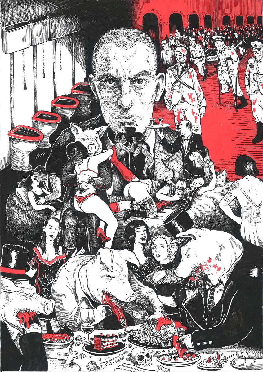 Majakovskij cantore della rivoluzione. di Guglielmo Manenti 27/10/2017